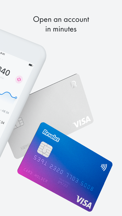 Screenshot for Revolut - Radically Better in Azerbaijan App Store