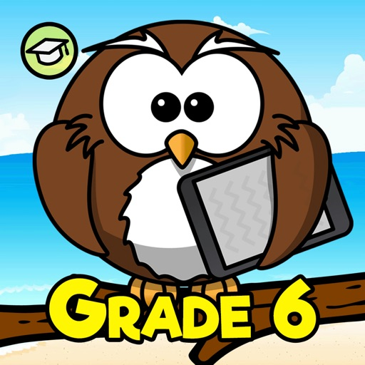 Sixth Grade Learning Games SE icon