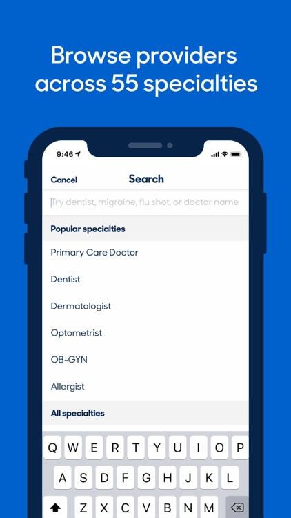 Zocdoc Doctor Dentist Telemed screenshot-5