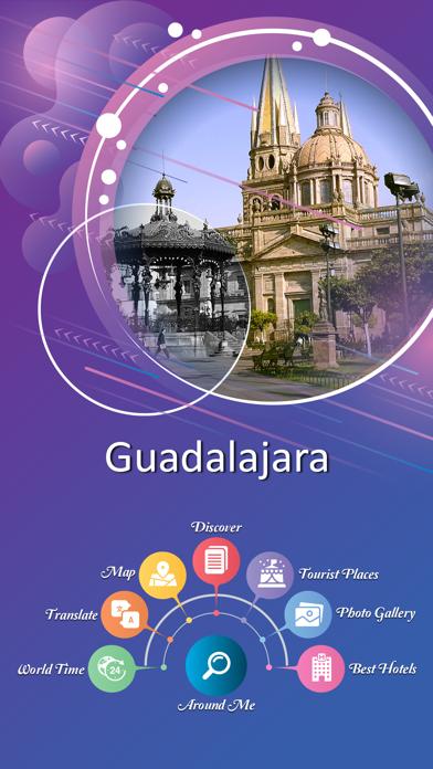 Guadalajara Travel Guide screenshot 2