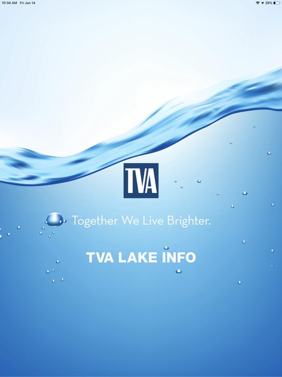 TVA Lake Info-ipad-3