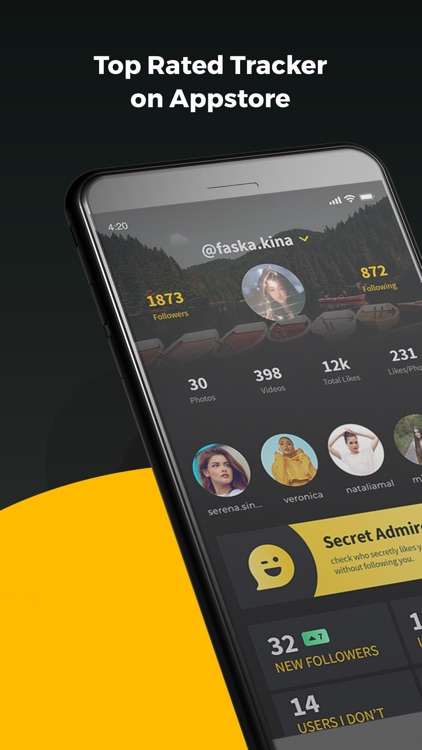 Reports + Followers Tracker