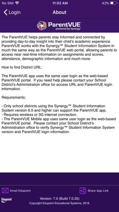 cancel ParentVUE subscription image 2