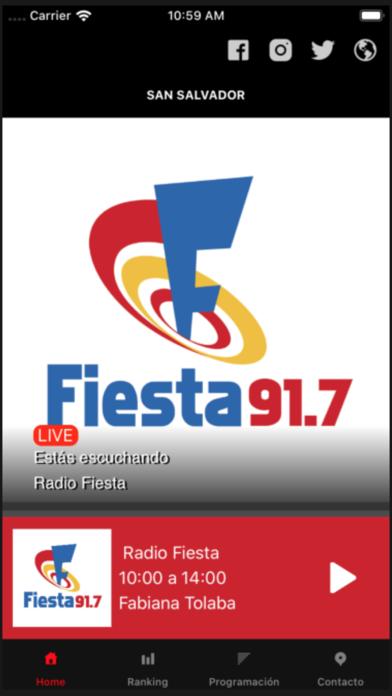 Radio Fiesta FM 91.7 Jujuy