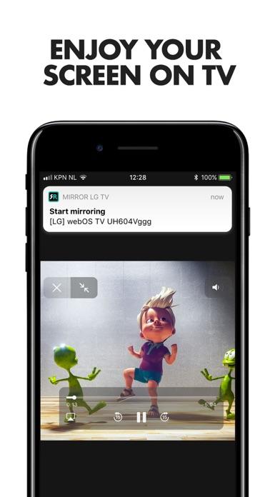 Mirror for LG Smart TV app image