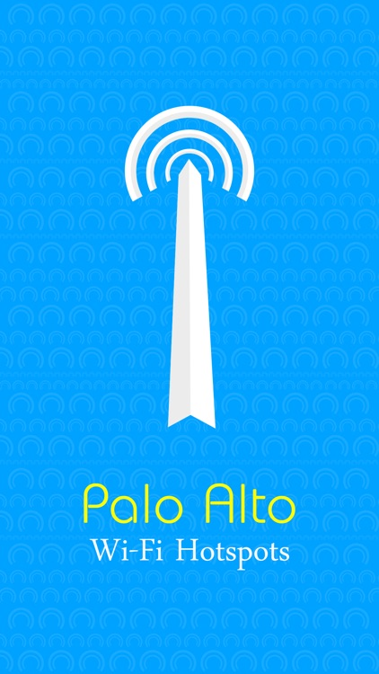Palo Alto Wifi Hotspots