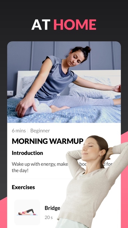 Workout for Women. Fitness App screenshot-3
