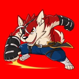 Rex Naughty Wolf