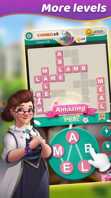 Word villas - Crossword&Design for windows pc