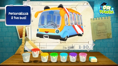 Screenshot of Dr. Panda Autobus4