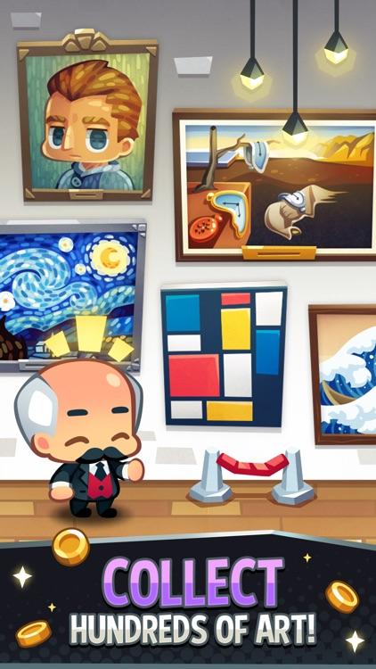 Art Inc. - Collection Clicker screenshot-3