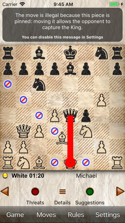 Chess Tiger Pro screenshot-2