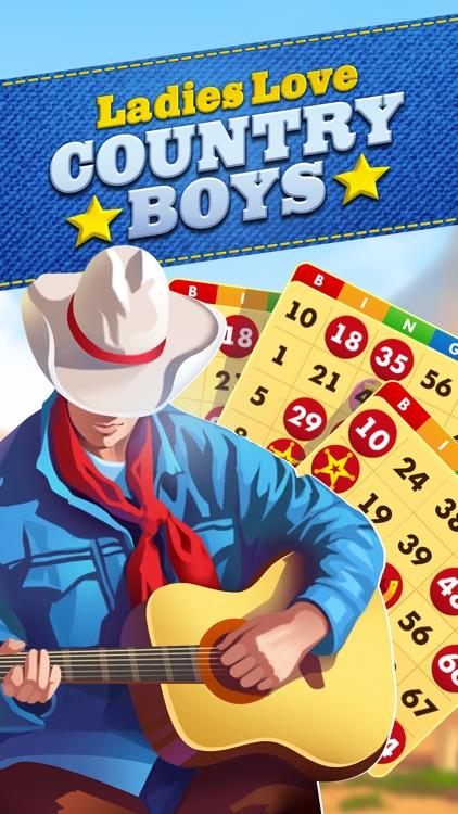 Bingo Country Boys Bingo Games screenshot-4