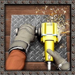 Angle Grinder Gamified Safety