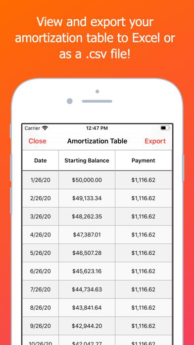 Loan MasterScreenshot of 3