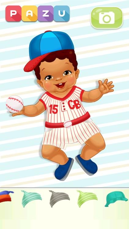 Chic Baby-Dress up & Baby Care screenshot-3