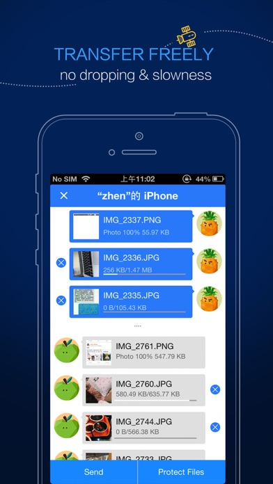 Screenshot for SHAREit Pro in Philippines App Store