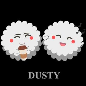 Dusty The Sticker - Stickers app