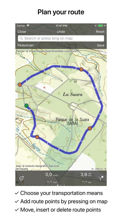 Topo GPS Spain screenshot-3