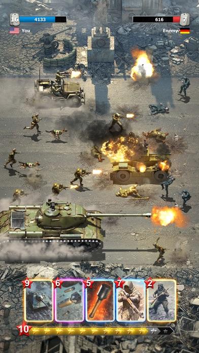 World War 2 - Online Strategy Screenshot 4