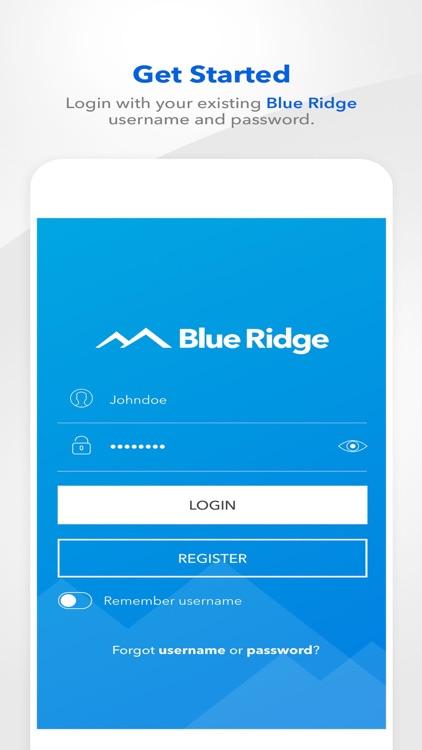 My Blue Ridge