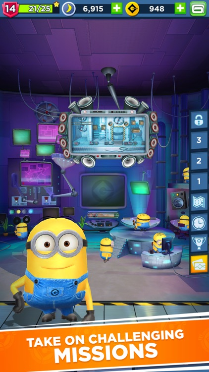Minion Rush screenshot-3