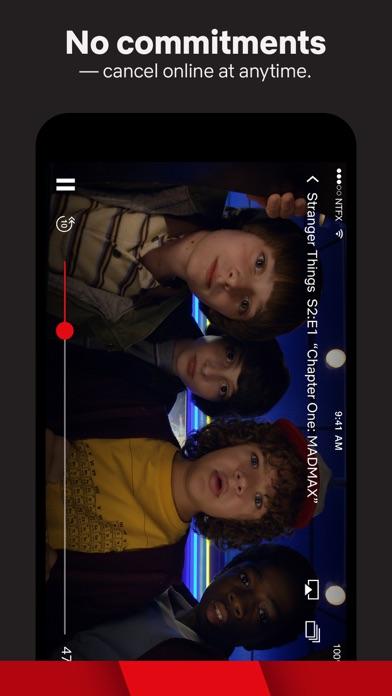 Screenshot for Netflix in Canada App Store