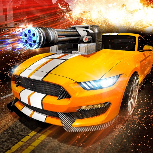 Drive And Shoot : Death Race