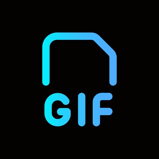 GIF Maker- Make GIF from video icon