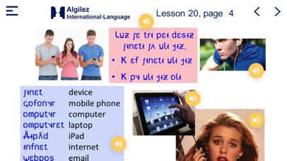 Screenshot for Algilez Beginners in United States App Store