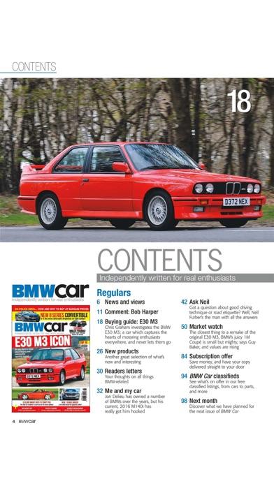 BMW Car screenshot 4