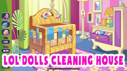 LOL Baby Dolls House Surprise screenshot 3