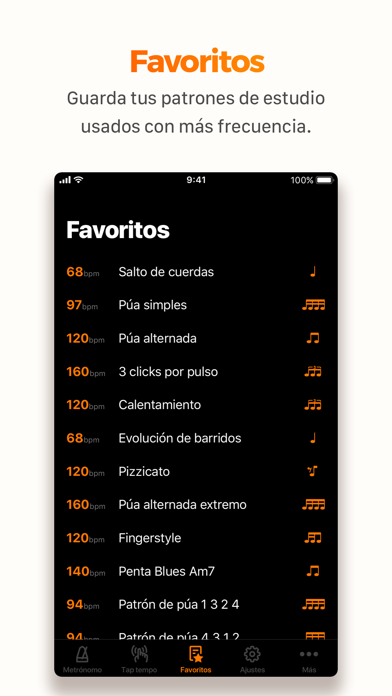 Screenshot for Metrónomo Cifra Club in Chile App Store