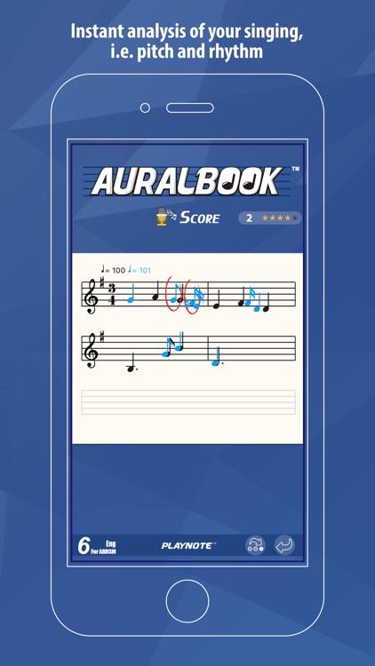 AURALBOOK for ABRSM Grade 6 HD screenshot-5