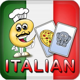 Italian Baby Flash Cards
