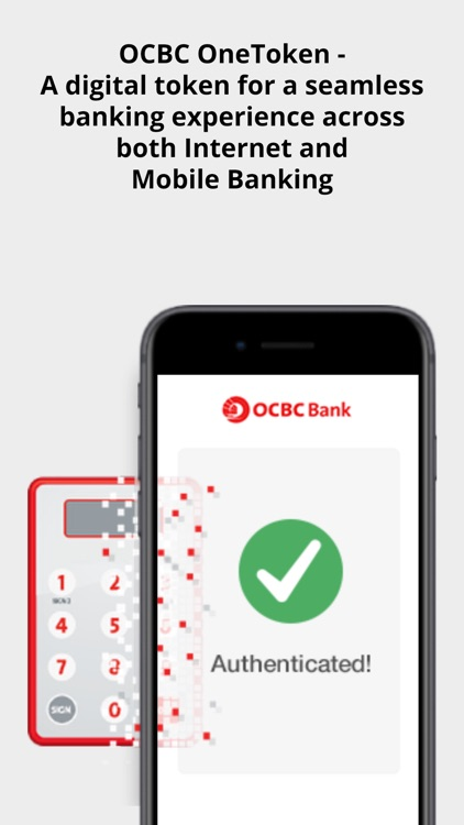 OCBC SG Mobile Banking screenshot-1
