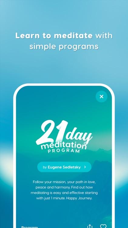 Zen: Meditation & Sleep screenshot-4