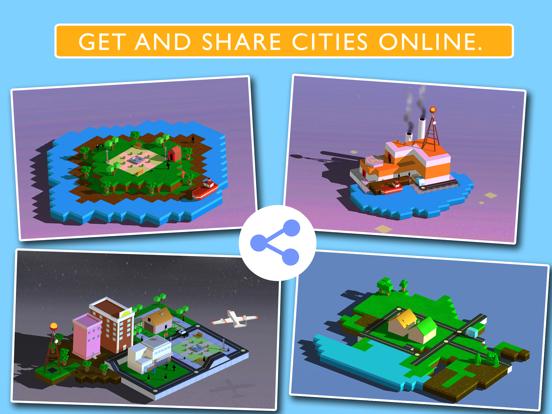 Blox 3D City Creator Screenshots