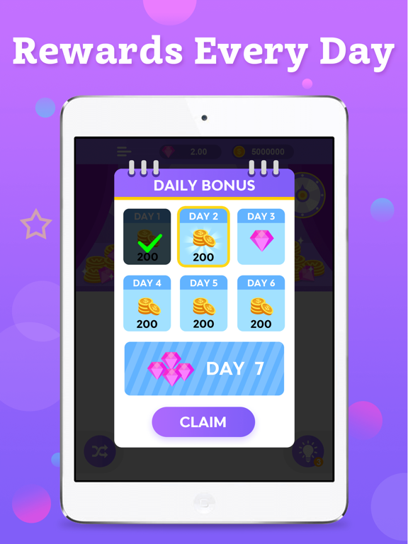 Words Luck: Search, Spin & Win screenshot 3