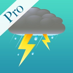Live Lightning Map & Radar Pro