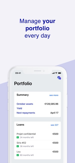 October - Finance on the App Store