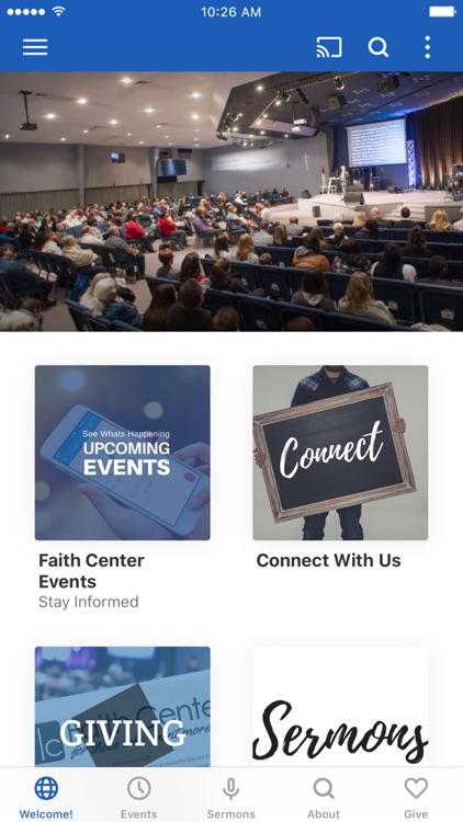 Faith Center Rockford