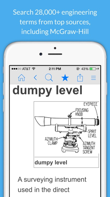Engineering Dictionary. screenshot-0