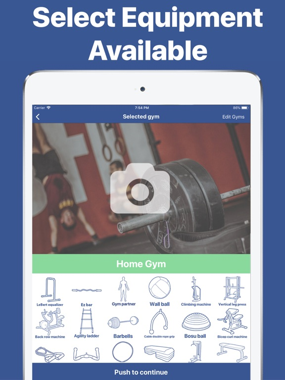 Gymster+ IIFYM & Gym Workouts