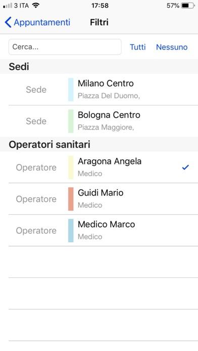 Screenshot of Vettore.Mobile4