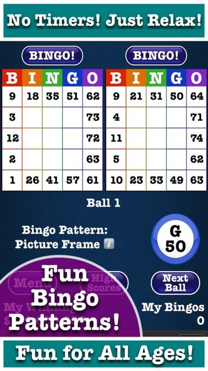 Totally Freespace Bingo!