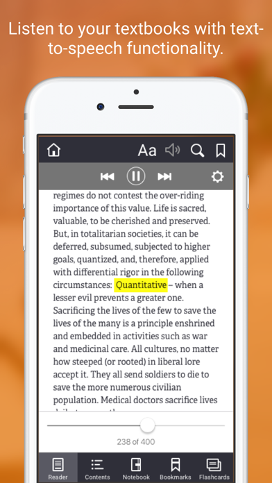 Chegg eReader Screenshot