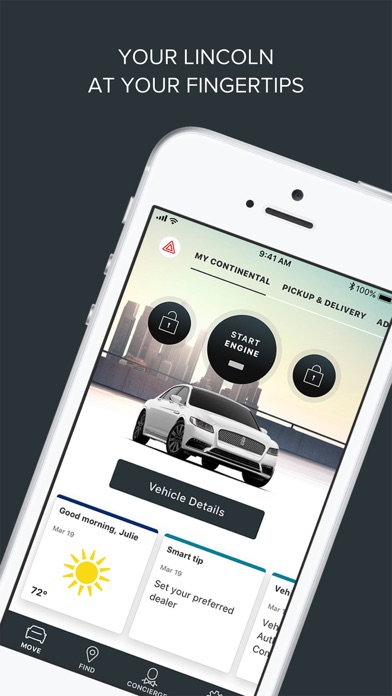 My Lincoln Mobile App >> The Lincoln Way By The Lincoln Motor Company Ios United
