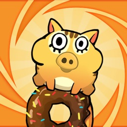 Hungry Piggy Donuts Mania
