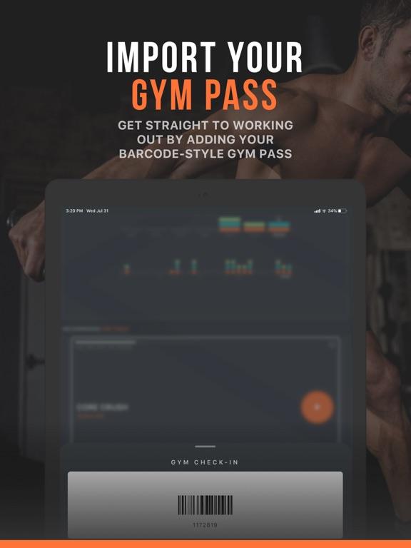 SHRED: Gym Workout & Tracker screenshot 16